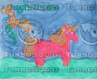Unicorn Painting 2