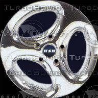 WSH Alloy Tri chrome