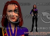 Captain Julia Sterling