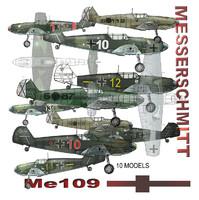 Me109e-10planes.pdf