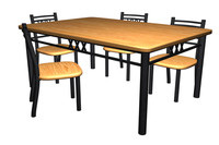 Table & Chairs.mb