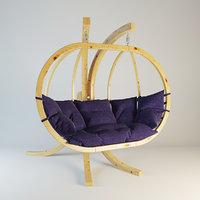 max garden globo royal chair wood