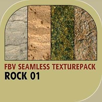 FBV Rock  01 Texture Pack Collection.zip