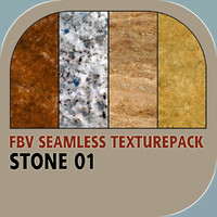 FBV_Stone_01 Texture Pack Collection.zip