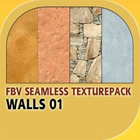 FBV Walls_01 Texture Pack Collection.zip