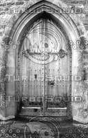 __hr_B&W Church door.jpg