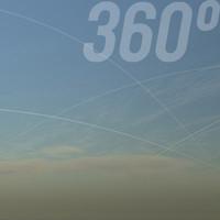 360° Sky Texture: Urban Smog