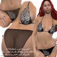 Black Lace Bikini.zip