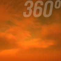 360° Sky Texture: Evening