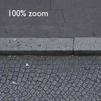 Medium Resolution Cobblestones Street and Sidewalk Texture