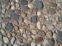 colorful pavement texture