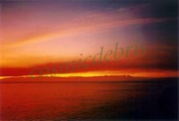 Malibu fire sunset, texture.jpg