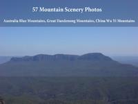 Mountain Scenery Photos