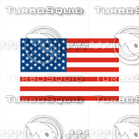 american flag.ai