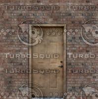 brick wall with doorway.zip