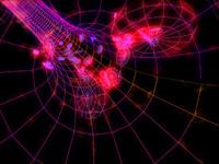 Neon Blood Vessel MPEG
