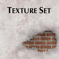 sheetrock wall texture set_psd