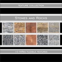 10 Tileable Stone and Rock Textures