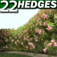 22 Hedges High Resolution