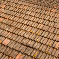 Texture Other Roof Tile Terra