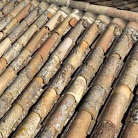 Old Round Terra Cotta Roof Tile.jpg