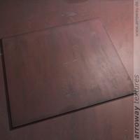 Metal Plate 02