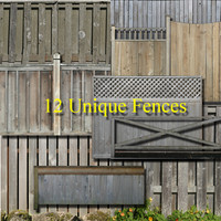 Fence collection #1