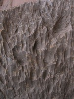 Rock Texture - Fluted 4