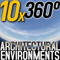 Architectural Sky Environments