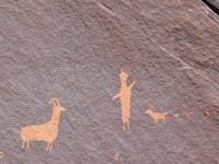 Rock Texture - Petroglyph 6