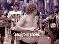 Keep your shoes