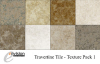 Travertine Floor Tile Textures
