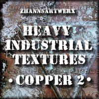 METAL_COPPER 2_Heavy Industrial