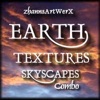 SKIES_Earth Textures