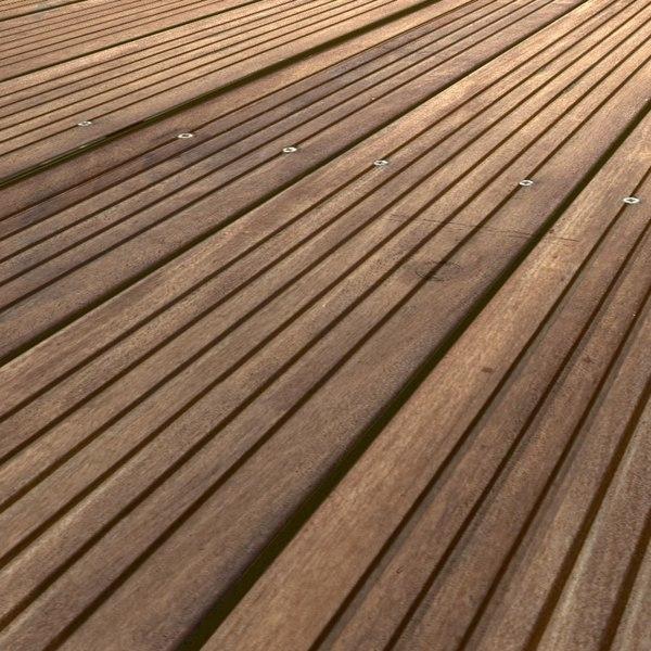 Exterior wood flooring gurus floor for Outdoor timber floor decking