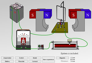 Flash Interactive for Electrical engineering
