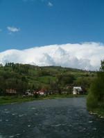 Poprad river
