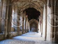 Christ Church corridor