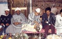 Morocco 070 Fes tea service at wedding.jpg