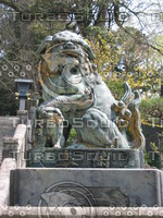Orient 765 Temple statuary, Narita.JPG