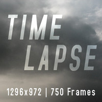 Real Storm Clouds Timelapse (HD Res.)