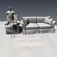 Texture: Cloth - White