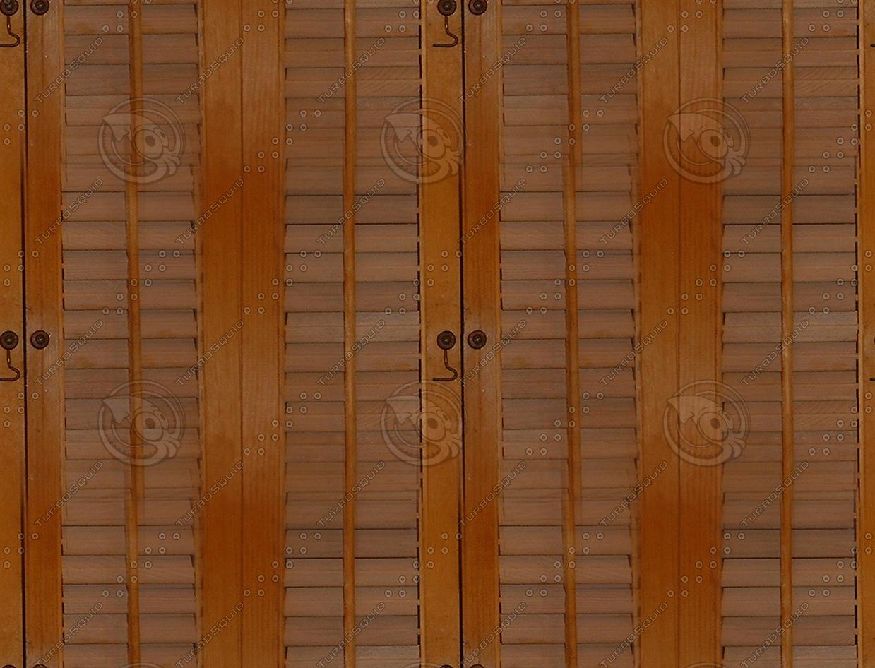Wooden Shutter Jpg