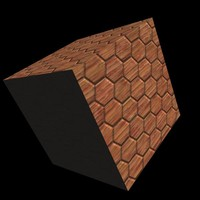 Dark Wood Tiles