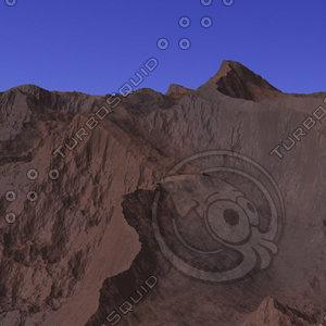 Desert Background #1