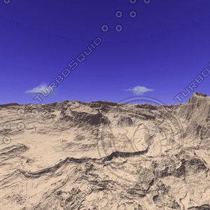 Desert Background #2