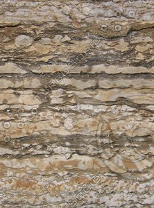 Tileable Rock Texture - Layered Rock