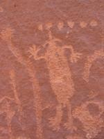 Rock Texture - Petroglyph 2