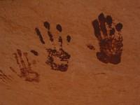 Rock Texture - Petroglyph 4