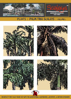 SCALEYS: Plants: Palm Trees, Vol 1